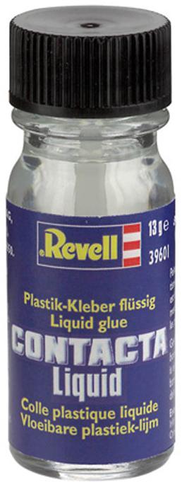 Revell Клей Контакта жидкий 13 мл клей revell contacta clear ультрапрозрачный 20 г