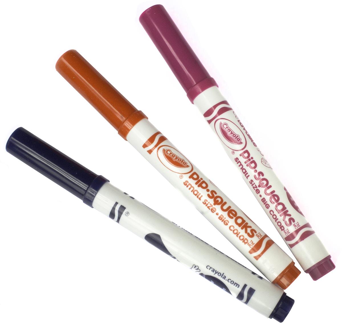 Crayola Набор смываемых мини-фломастеров 16 штук