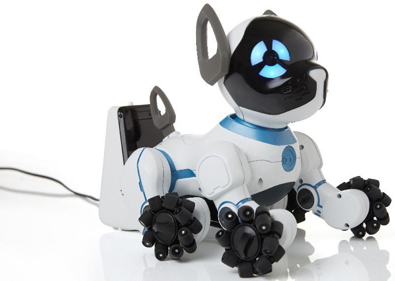 Игрушка робот собака фото когда-нибудь видели