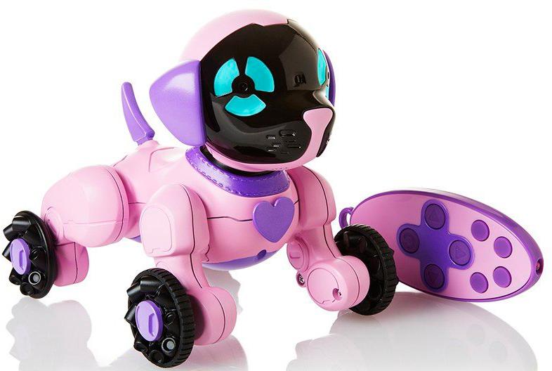 Интерактивная игрушка 2804-3817 игрушка wowwee chip black 2804
