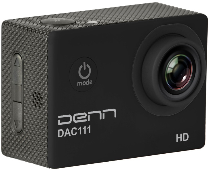 Denn DAC111 экшн-камера denn dac211 экшн камера