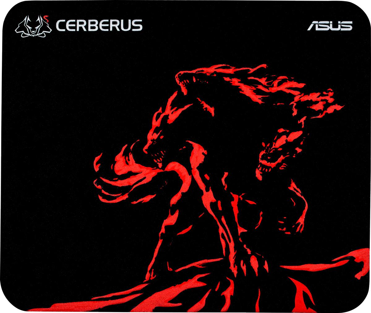 Игровой коврик для мыши ASUS Cerberus Mini 90YH01C3-BDUA00