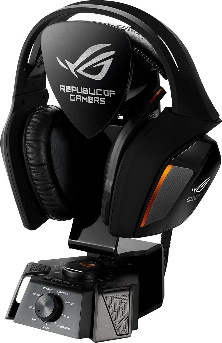 лучшая цена ASUS Rog Centurion 90YH00J1-M8UA00 игровые наушники