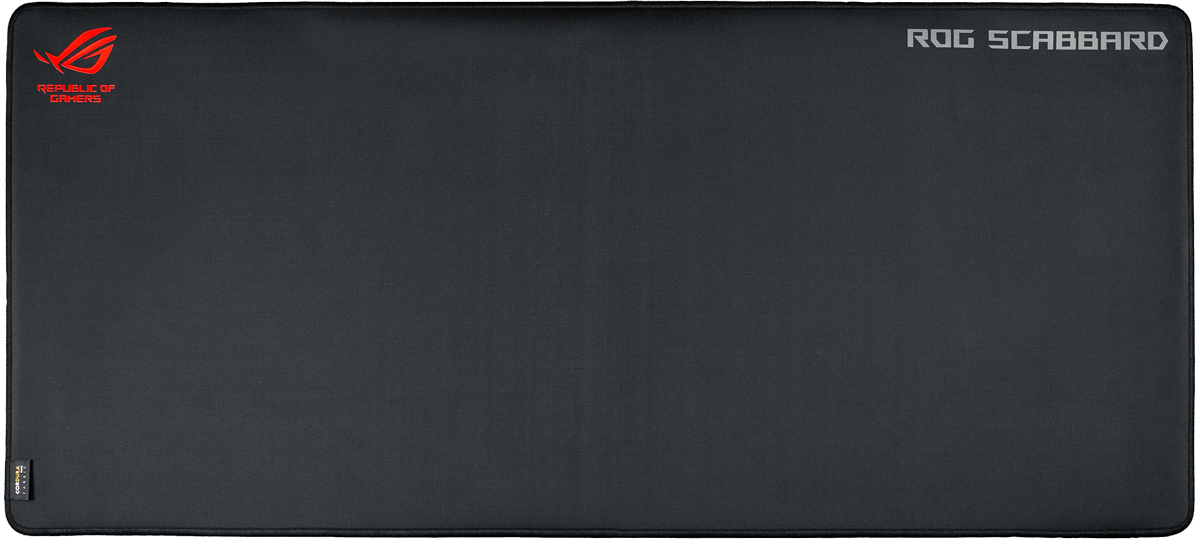 Игровой коврик для мыши ASUS ROG Scabbard 90MP00S0-B0UA00
