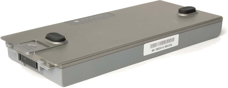 Pitatel BT-264 аккумулятор для ноутбуков Dell Latitude D810 Precision M70 pitatel bt 279 аккумулятор для ноутбуков dell inspiron 14z 1470 15z 1570