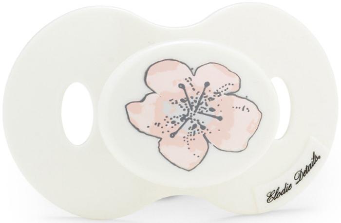 Elodie Details Пустышка силиконовая Embedding Bloom от 3 месяцев103052Соска-пустышка Elodie Details изготовлена из безопасного высококачественного силикона и имеет классическую форму. Изделие оснащено вентиляционными отверстиями в носогубнике, которые позволяют коже вокруг рта дышать. Соска-пустышка имитирует сосок матери в момент кормления грудью, поэтому оптимально подходит по форме для ротовой полости ребенка.