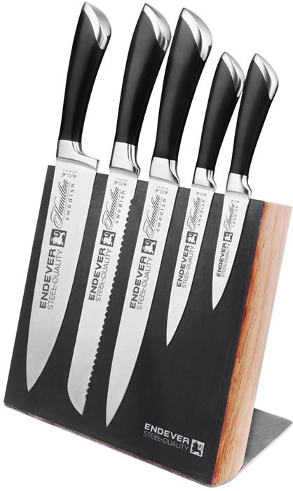Набор кухонных ножей Endever Hamilton-013