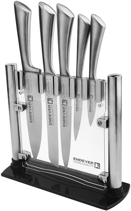 Набор кухонных ножей Endever Hamilton-011