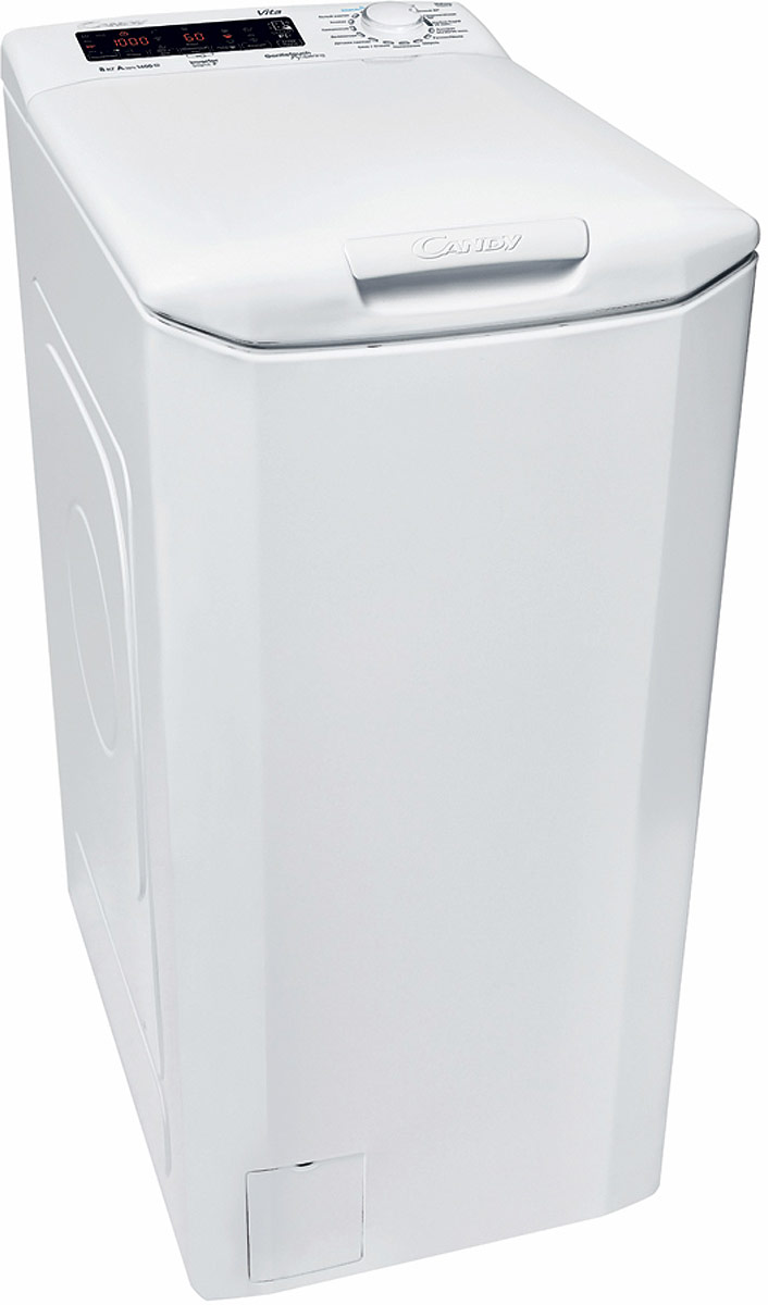 лучшая цена Стиральная машина Candy CVFTGP384TMH-07, белый