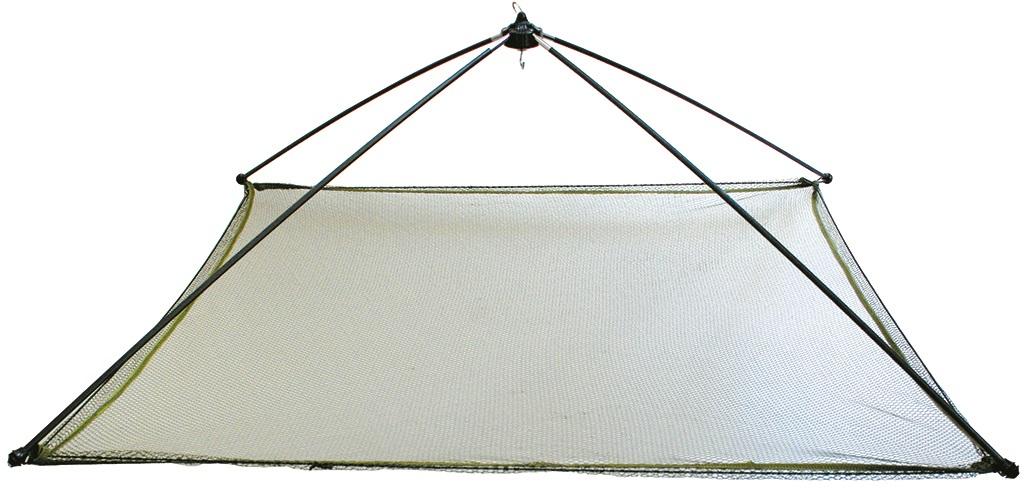Подъемник рыболовный Salmo, складной, телескопический, 100 х 100 см подсачек складной salmo телескопический 200 см х 60 см х 58 см