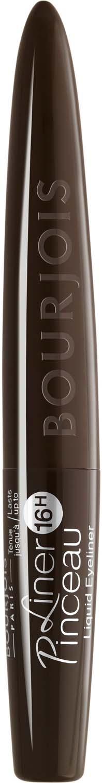 Bourjois Подводка Жидкая Для Глаз Liner Pinceau 16h 33 тон brun impressioniste 2,5 мл mac liquidlast liner подводка для глаз naked bond
