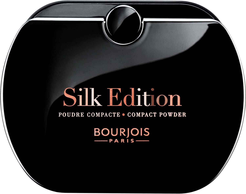 Bourjois Компактная Пудра Silk Edition Тон 52 ваниль 9 мл недорого