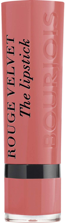 Bourjois Помада для губ Rouge Velvet Stick, тон №01, 2,4 г