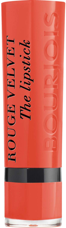 Bourjois Помада для губ Rouge Velvet Stick, тон №06, 2,4 г
