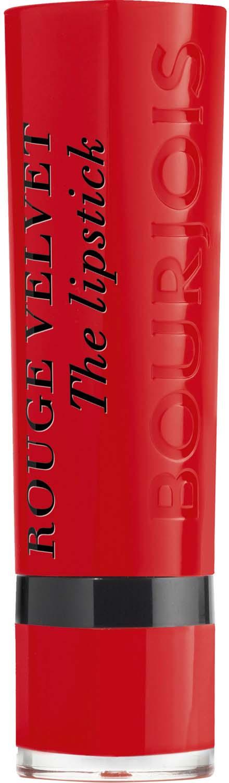 Bourjois Помада для губ Rouge Velvet Stick, тон №08, 2,4 г