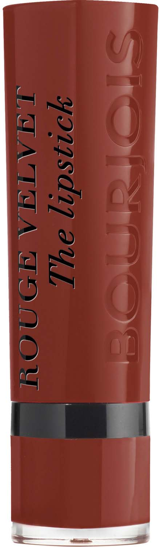 Bourjois Помада для губ Rouge Velvet Stick, тон №12, 2,4 г