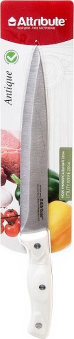 """Нож универсальный Attribute Knife """"Antique"""", длина лезвия 20 см"""