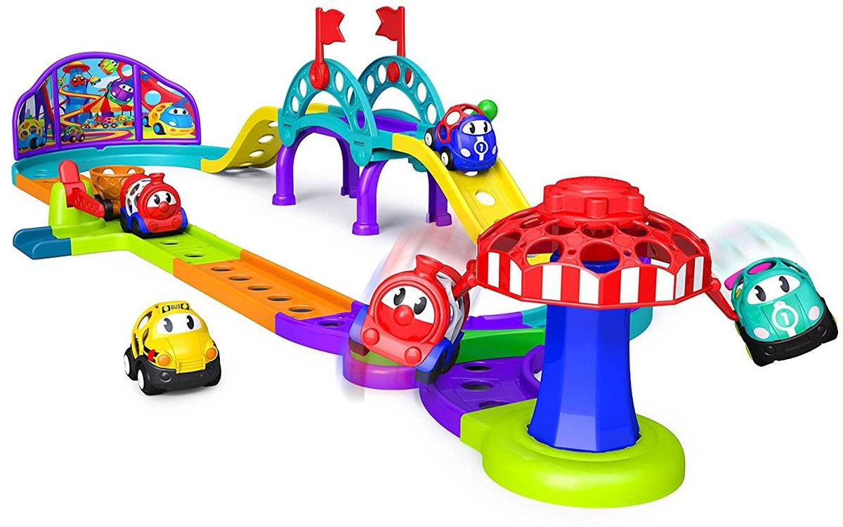 Oball Игровой набор Парк развлечений набор игровой со светозвуковыми эффектами brio парк развлечений 33740