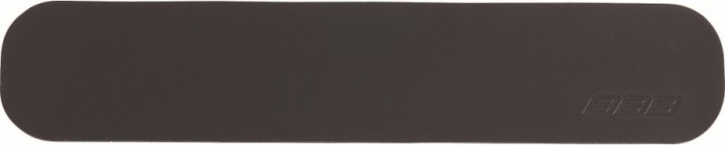 Защита пера BBB StaySkin, цвет: черный, 260 x 50 мм
