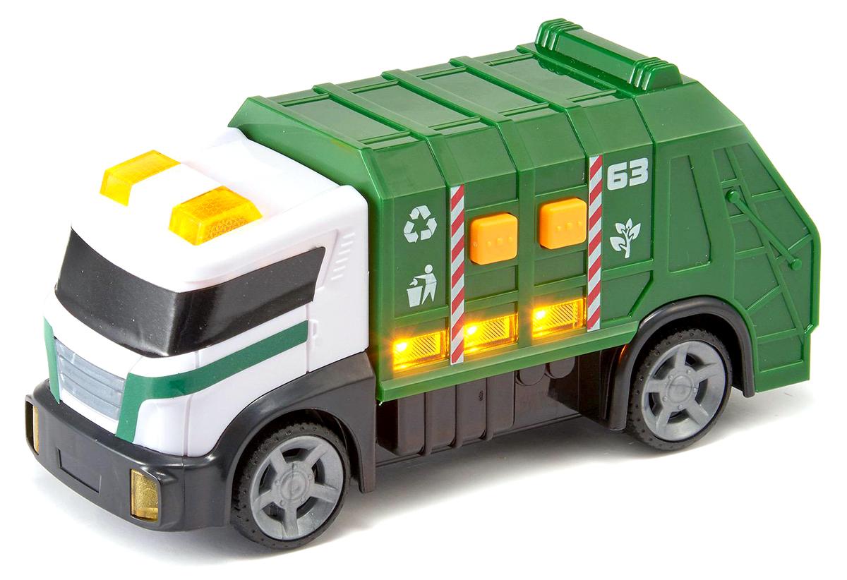 HTI Мини-мусоровоз Roadsterz машины hti машинка roadsterz пожарная