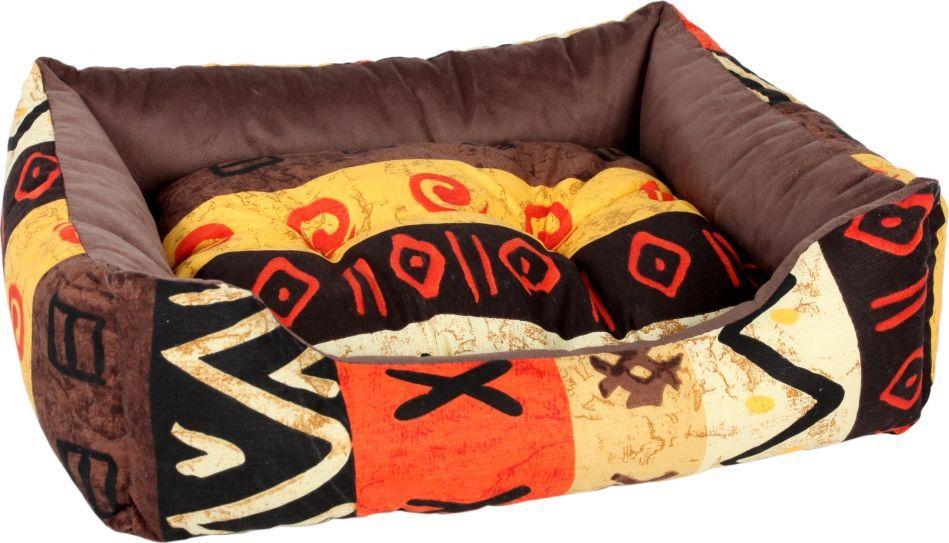 Лежак для животных Pride Марокко, 70 х 60 х 23 см. 10012402