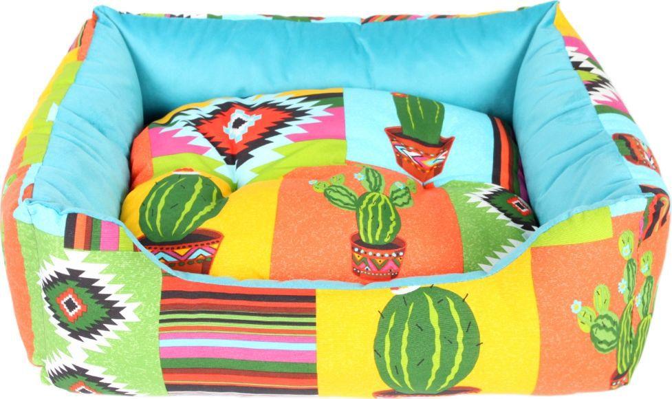 Лежак для животных Pride Акапулько, 70 х 60 х 23 см. 10012482