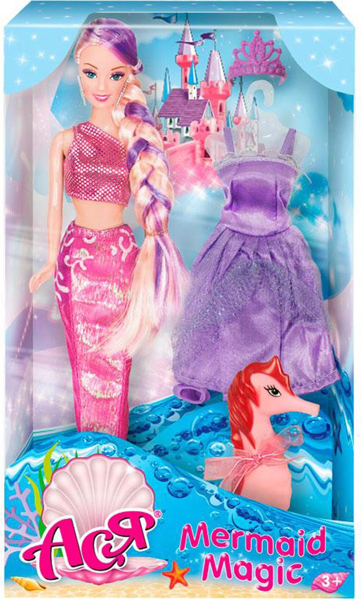 ToysLab Ася Игровой набор с куклой Волшебная Русалочка 28 см 35077