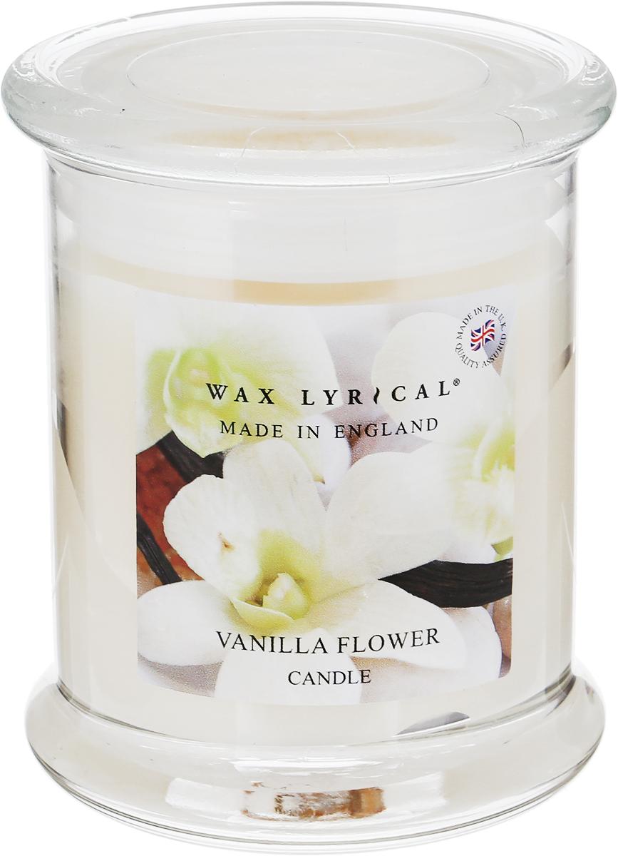 Свеча ароматическая Wax Lyrical Сливочная ваниль. Сделано в Англии, 8 x 8 x 12,5 см свеча ароматическая chamelion ваниль 8 2 см