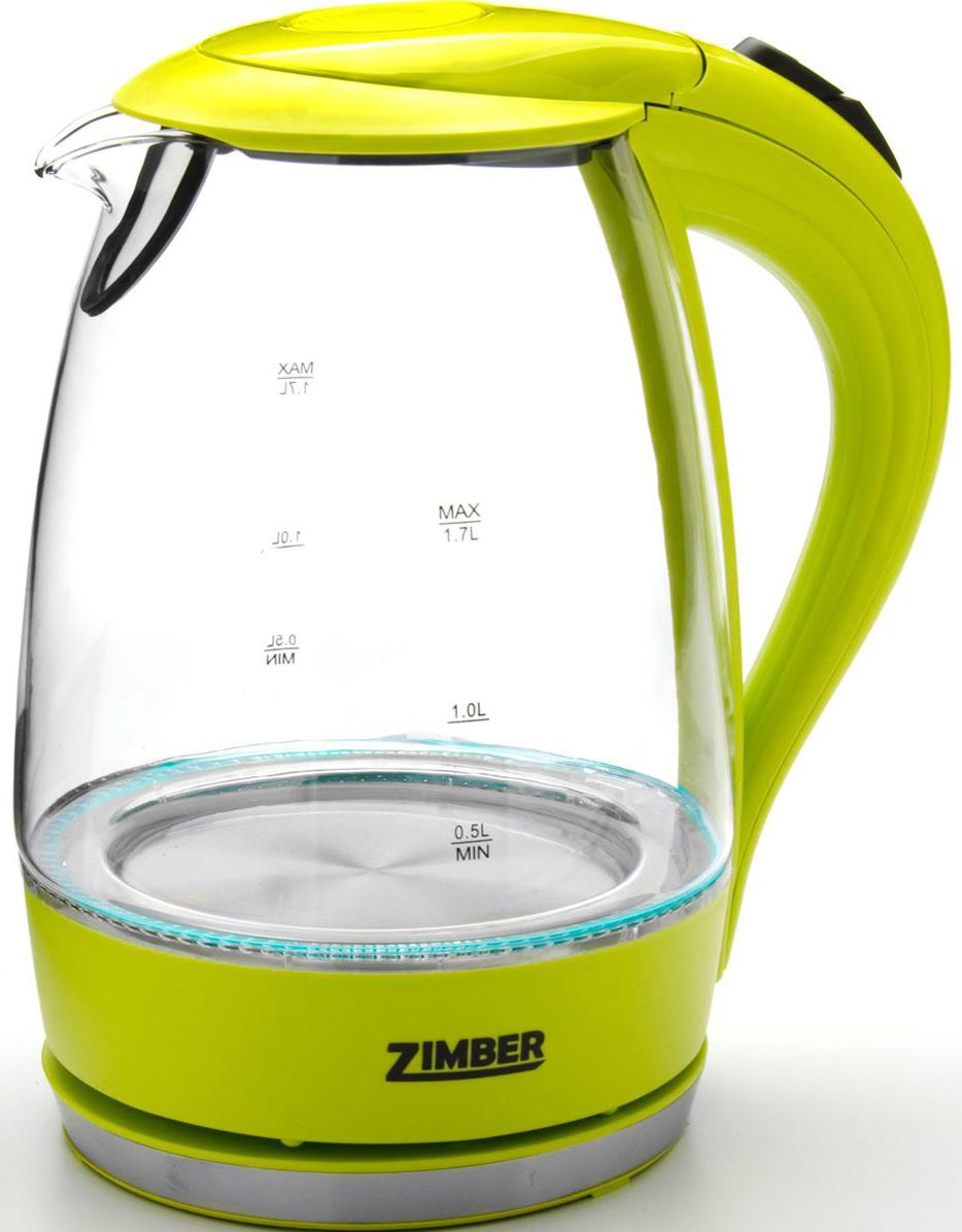 Электрический чайник Zimber ZM-11175 электрический чайник zimber zm 1235 blue