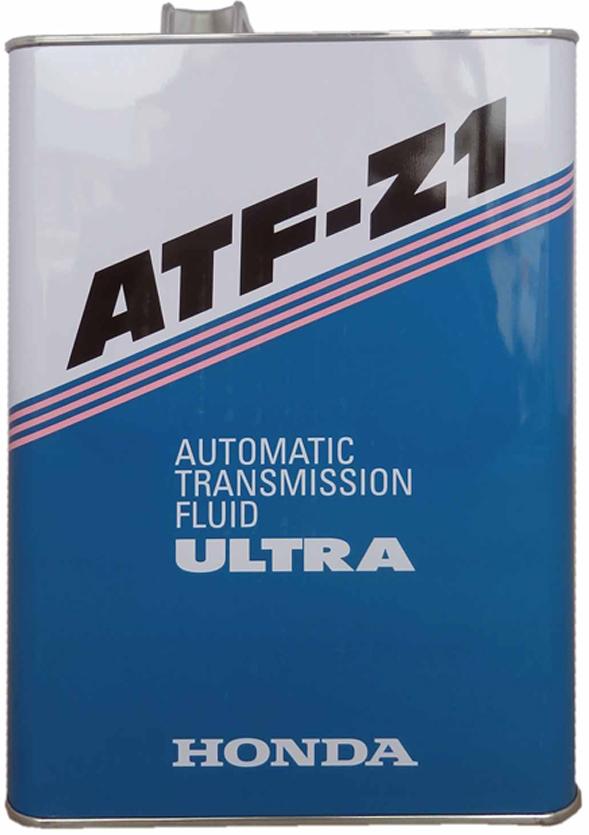 """Гидравлическое масло Honda, """"ATF Z-1"""", 4 л"""