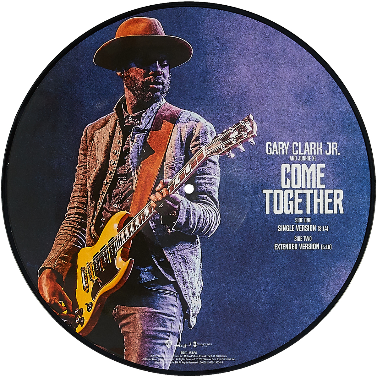 лучшая цена Гери Кларк Gary Clark Jr. And Junkie XL. Come Together (LP)