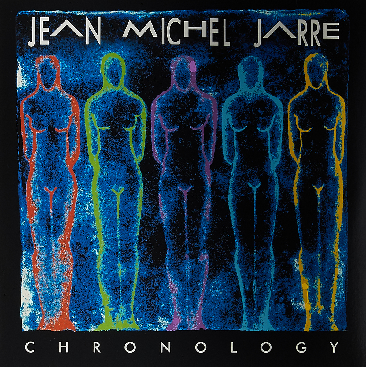 Жан-Мишель Жарр Jean Michel Jarre. Chronology (LP) цены