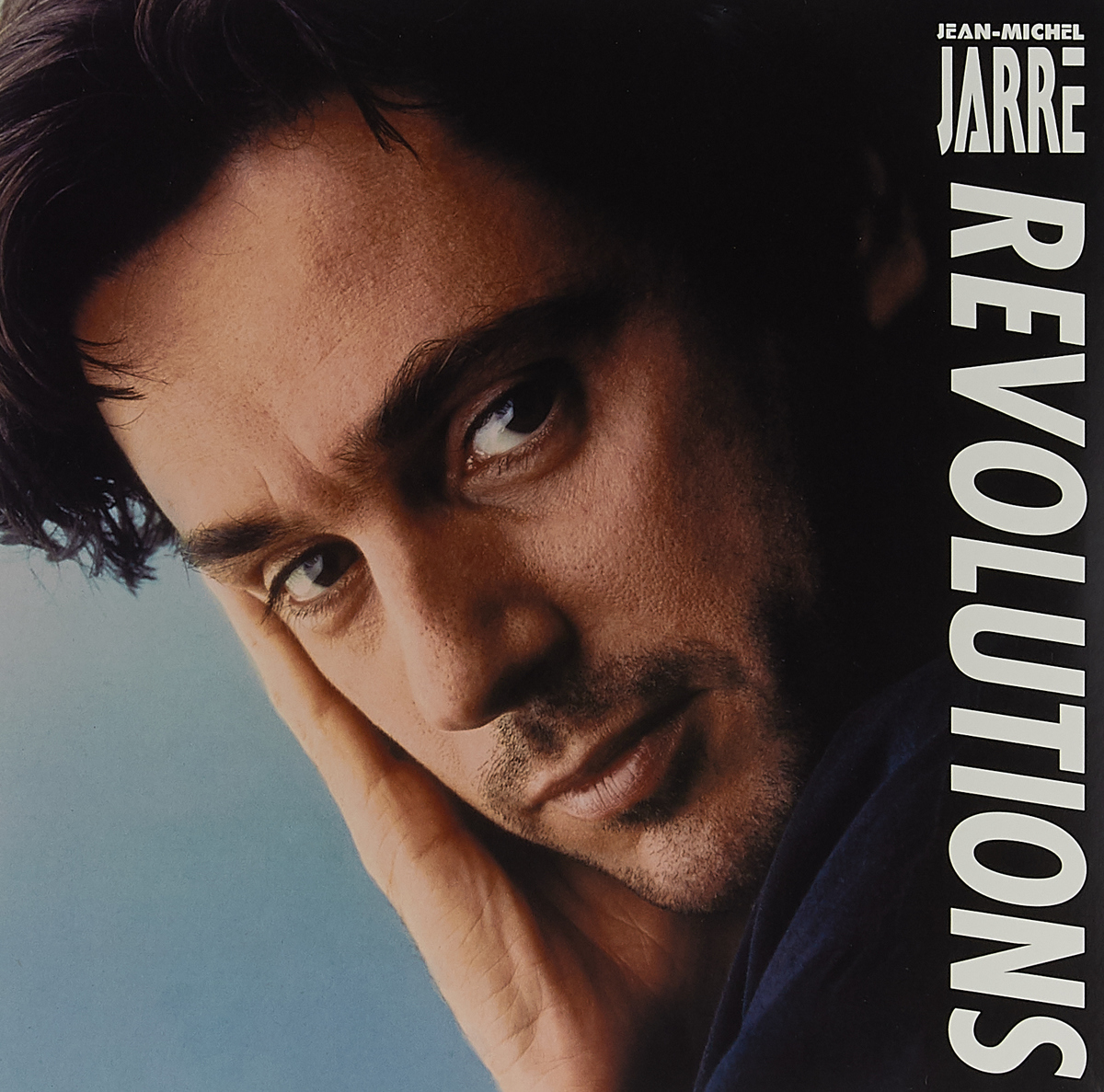 Жан-Мишель Жарр Jean-Michel Jarre. Revolutions (LP) цены