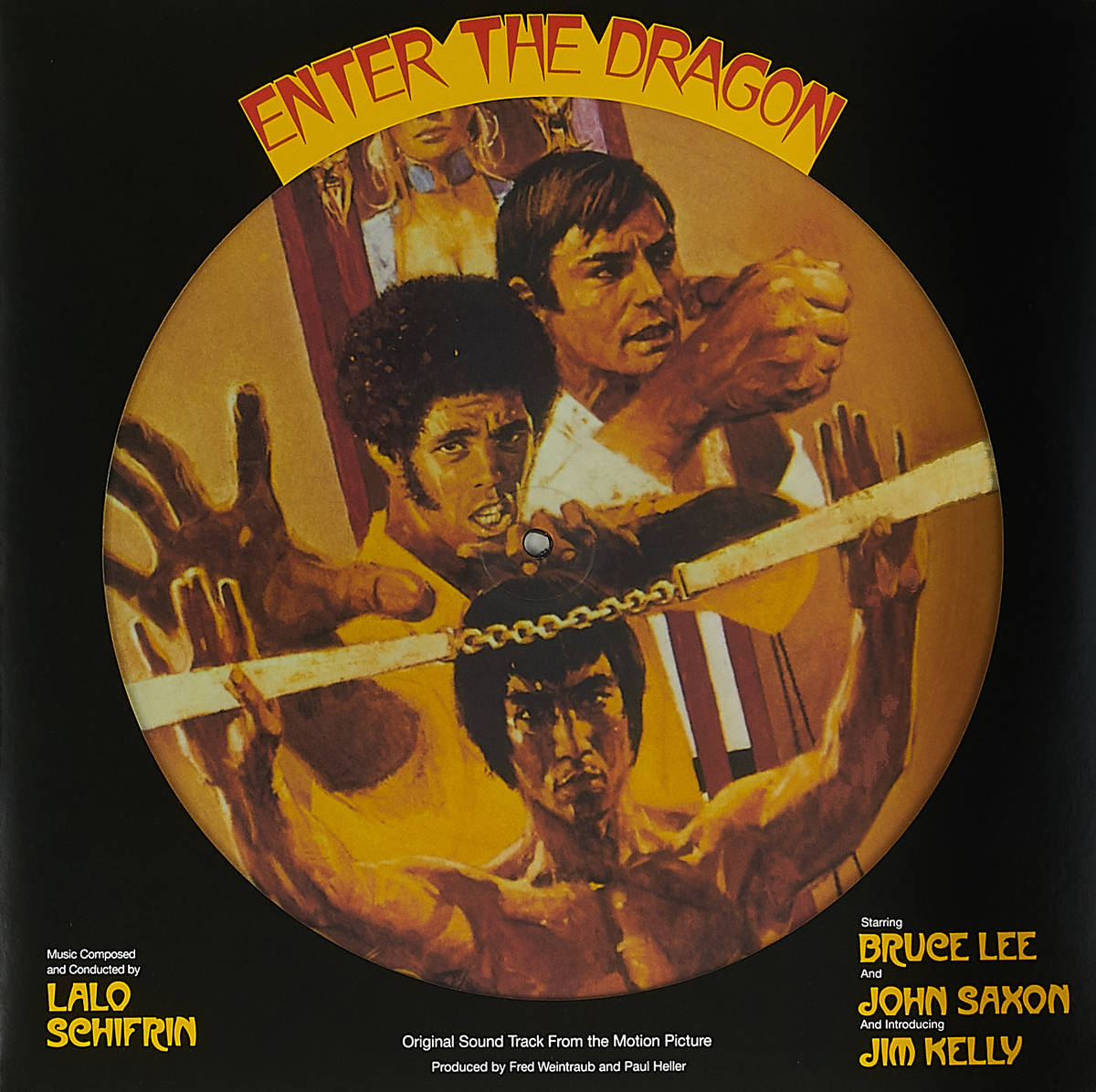Enter The Dragon (LP)