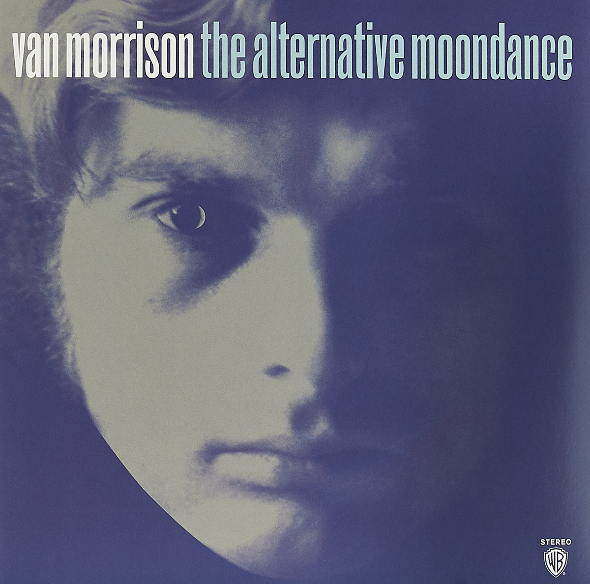 Ван Моррисон Van Morrison. The Alternative Moondance (LP)
