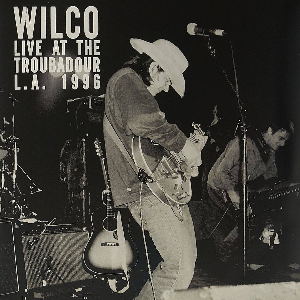Wilco Wilco. Live At The Troubadour 11/12/96 (2 LP) wilco wilco yankee hotel foxtrot 2 lp