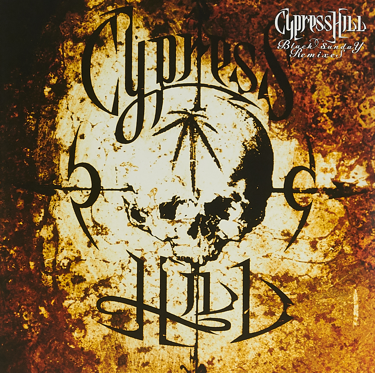 цена на Cypress Hill Cypress Hill. Black Sunday Remixes (LP)