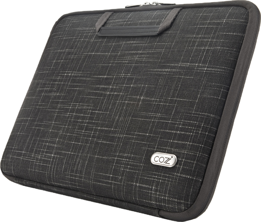 "Cozistyle Linen Smart Sleeve, Black сумка для MacBook 11"""