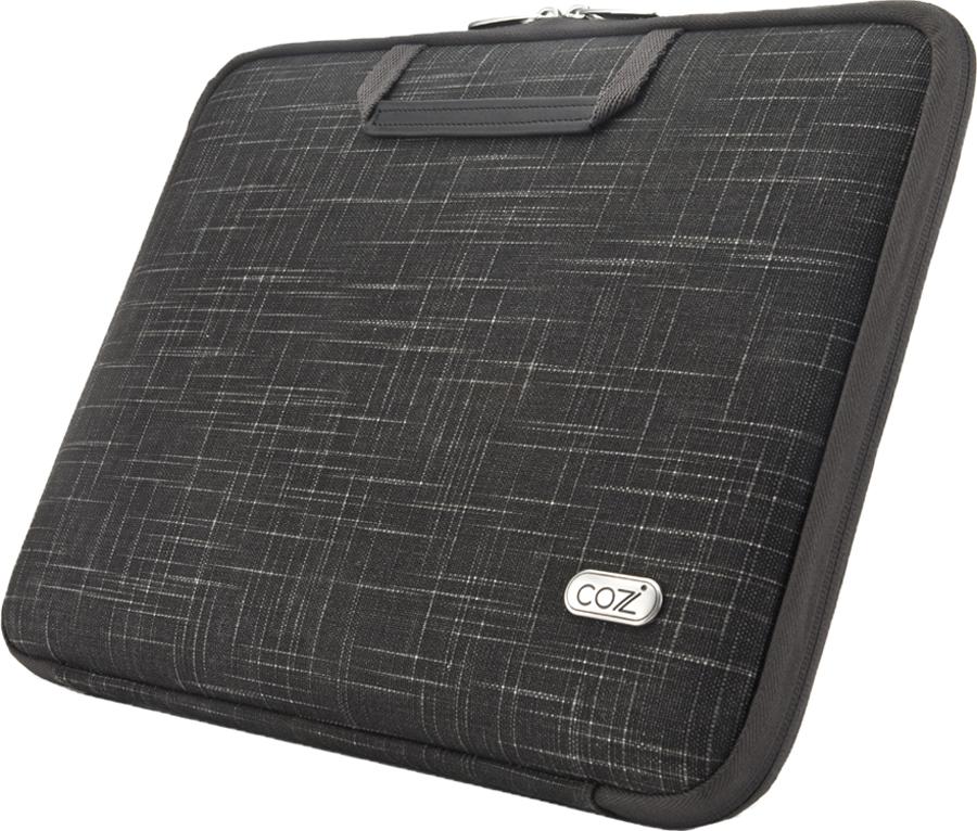 "Cozistyle Linen Smart Sleeve, Black сумка для MacBook 15"""