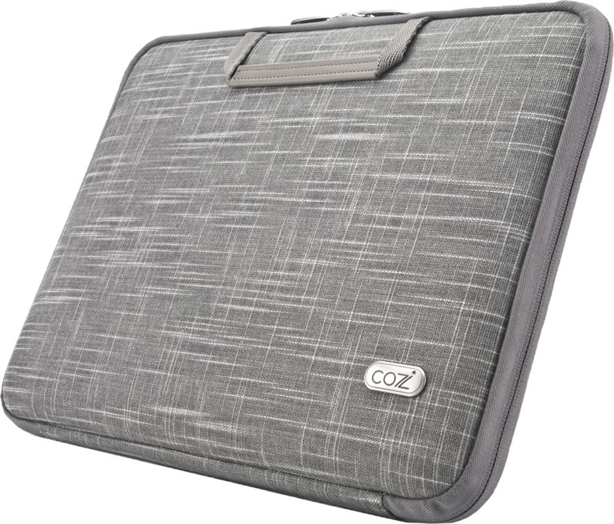 "Cozistyle Linen Smart Sleeve, Gray сумка для MacBook 15"""