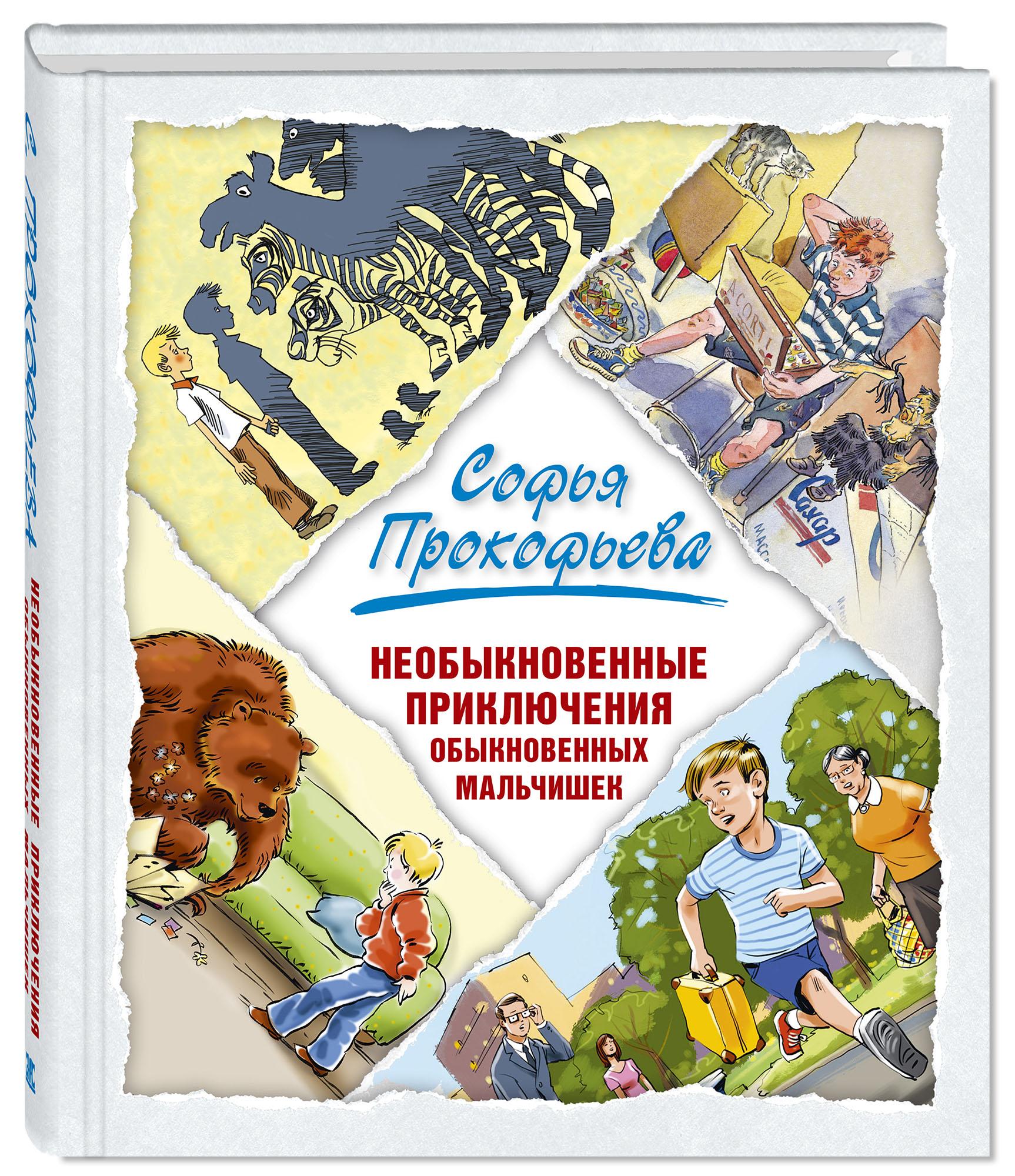 Софья Прокофьева Необыкновенные приключения обыкновенных мальчишек