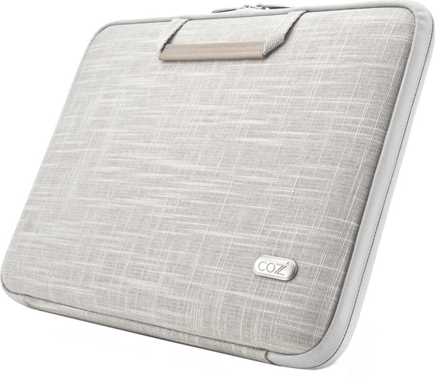 Cozistyle Linen Smart Sleeve, White сумка для MacBook 11