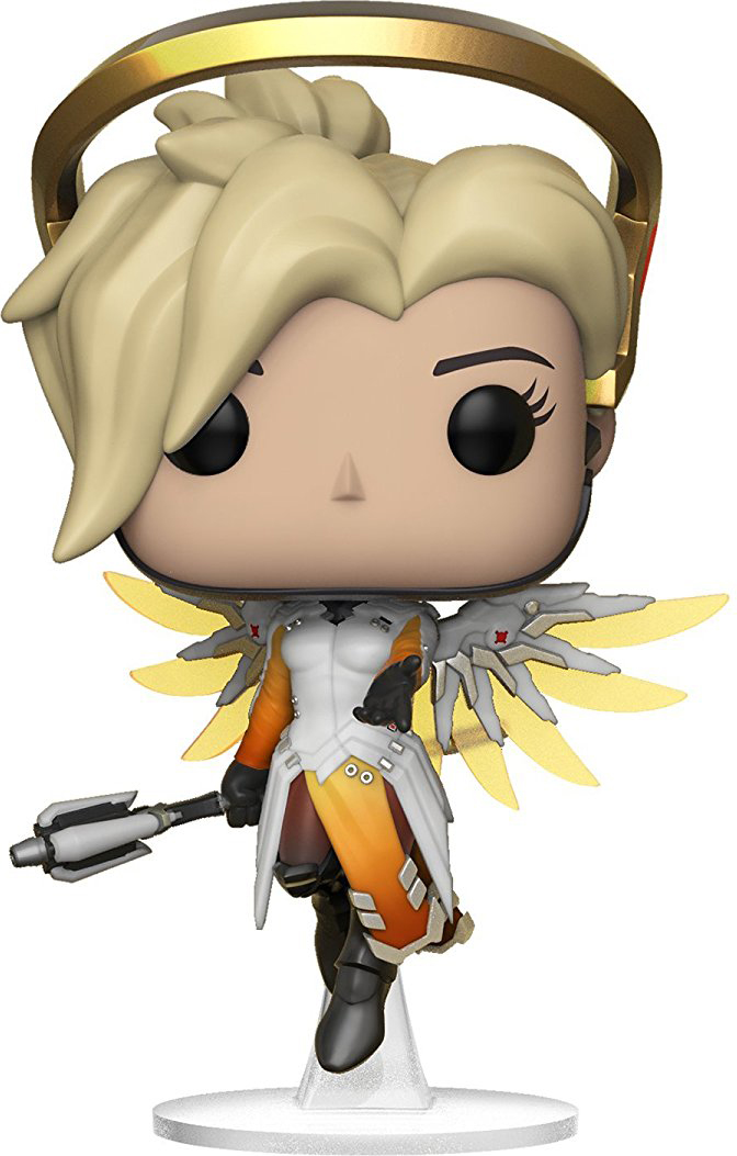 Funko POP! Vinyl Фигурка Games Overwatch S3 Mercy 29047 funko pop vinyl фигурка lotr hobbit s3 pippin took 13564