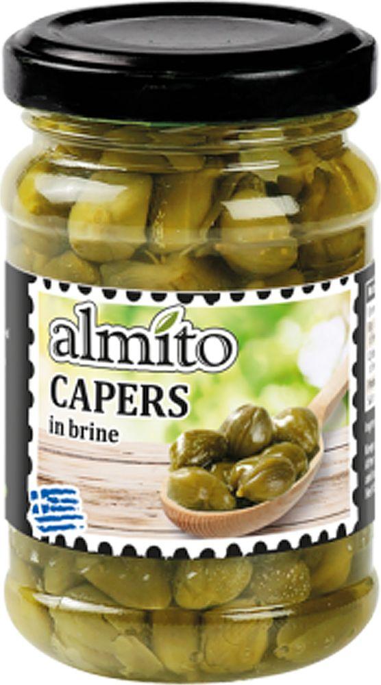 Almito Греческие каперсы, 106 мл