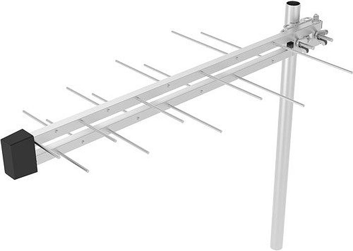 Denn DAE603 уличная ТВ-антенна (активная)