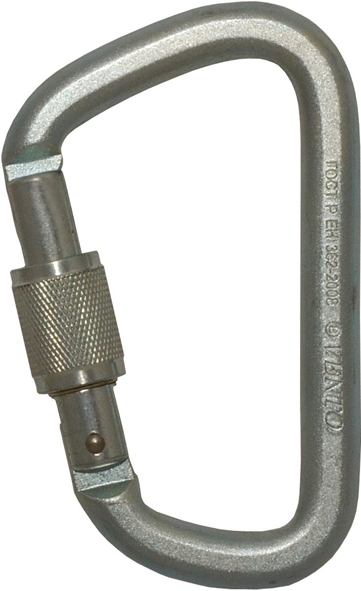 Фото - Карабин альпинистский Vento Универсальный, с муфтой keylock карабин скалолазный vento высота 513 овальный с муфтой