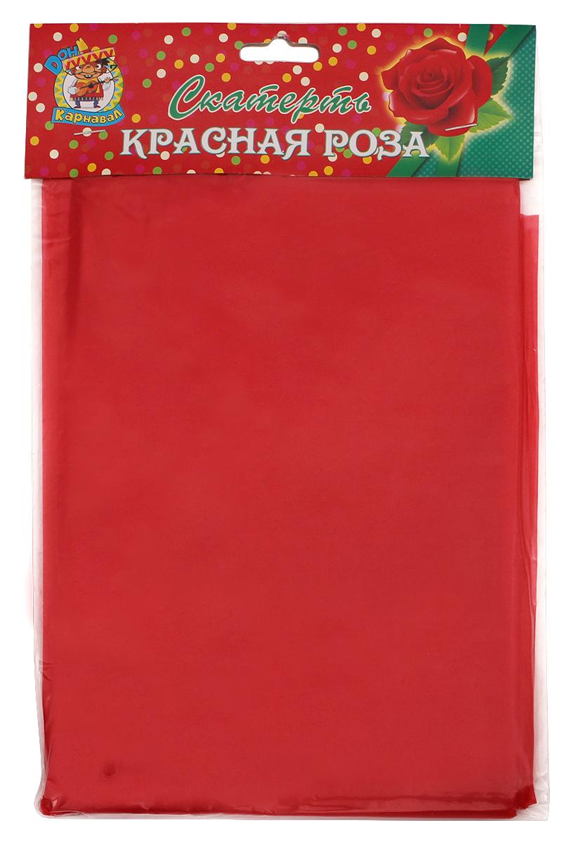 Miland Скатерть Красная Роза 140 х 260 см