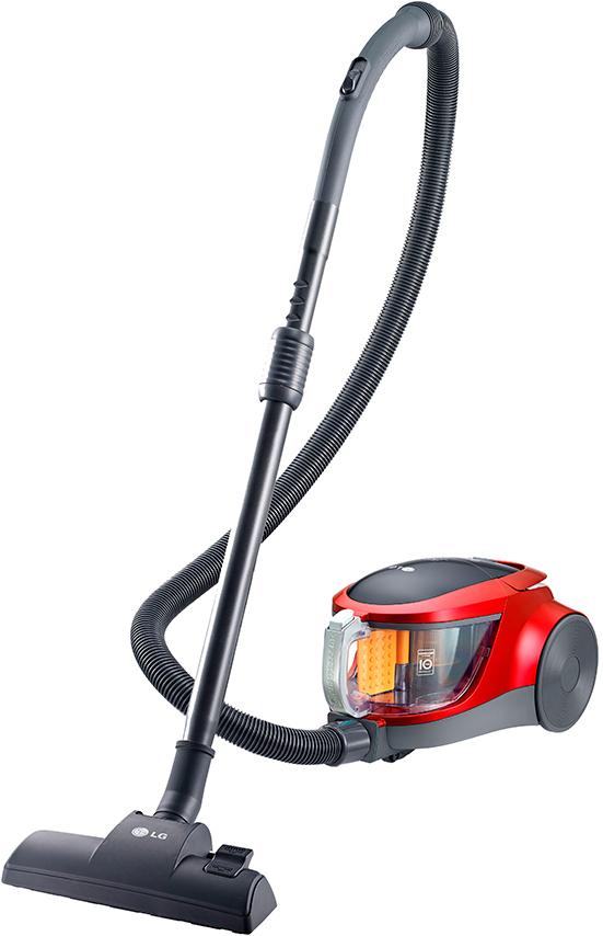 Пылесос LG VK76A09NTCR, Red цена и фото
