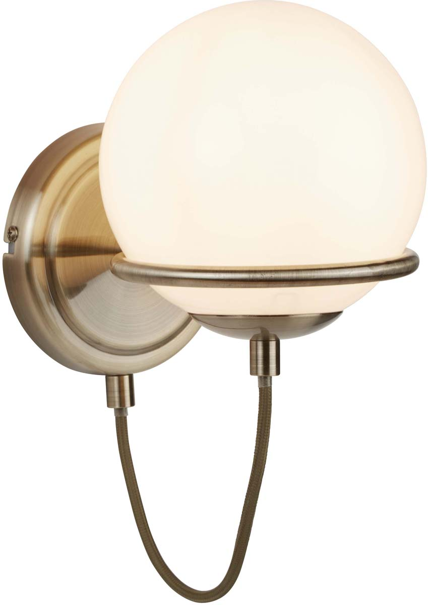 Бра Arte Lamp A2990AP-1CC, E14, 40 Вт