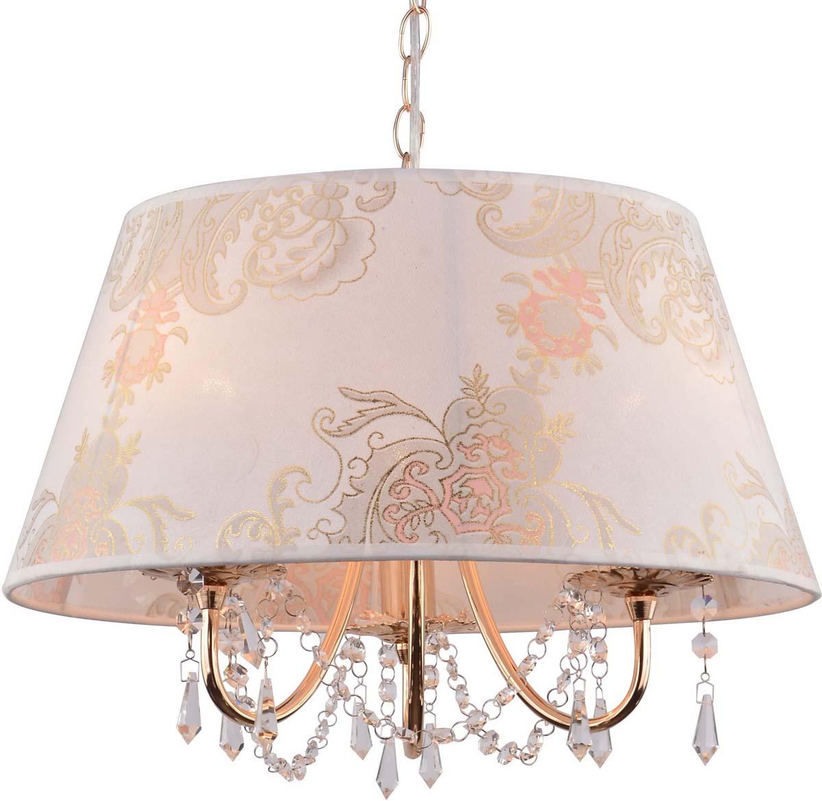 Светильник подвесной Arte Lamp Armonico, 3 х E14, 40 W. A5008SP-3GOA5008SP-3GO